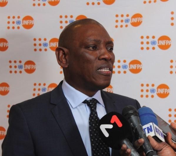 Mabingue Ngom, Directeur régional Unfpa