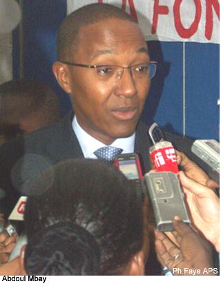 Dernière minute: Abdoul Mbaye nommé Premier ministre du Sénégal