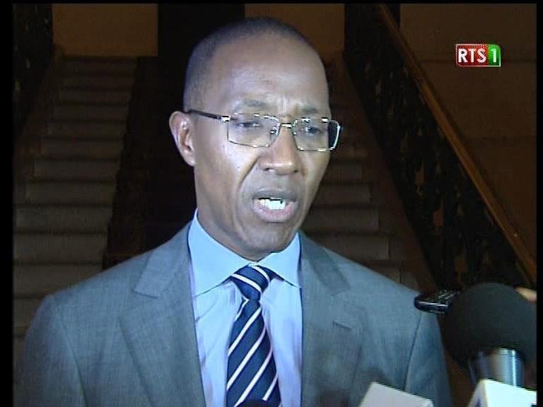 """Sénégal - Abdoul Mbaye, Premier ministre du Sénégal: """"Je suis touché par cette confiance"""""""