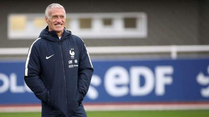Équipe de France: Deschamps prolonge jusqu'en 2022