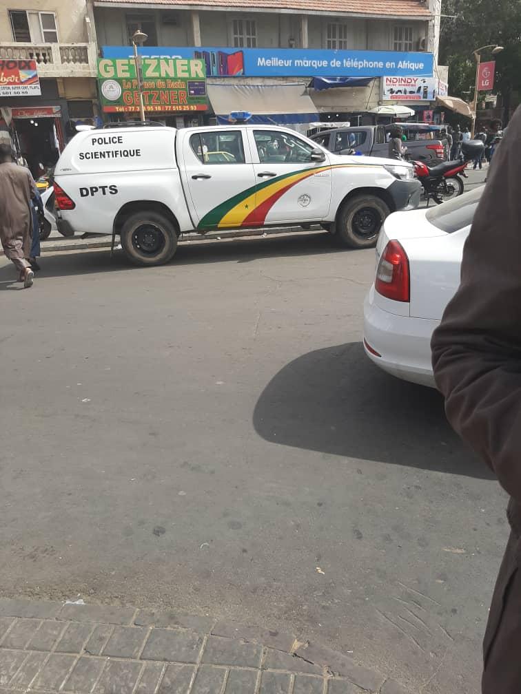 Suicide du policier à Sandaga: Gabriel Basse souffrait de troubles psychiques