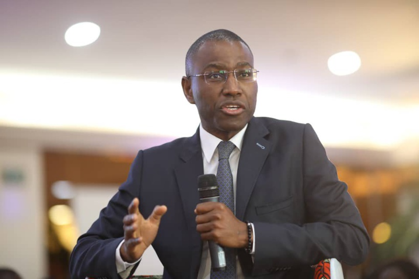 Des entreprises sénégalaises ont glané 215 milliards Fcfa dans le chantier du TER, selon le ministre Amadou Hott