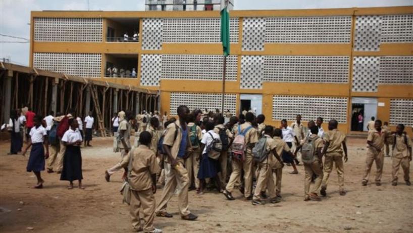 Côte d'Ivoire: tension dans les lycées avant les vacances de fin d'année