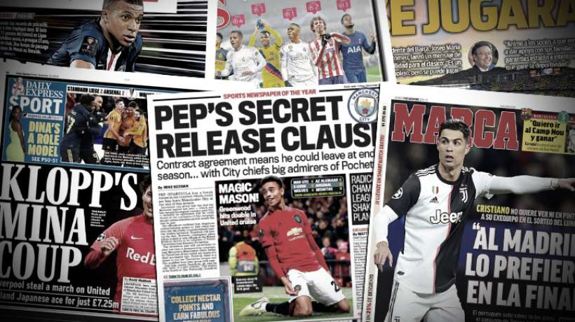 La clause secrète de Pep Guardiola à Manchester City, le joli coup Minamino à Liverpool régale l'Angleterre