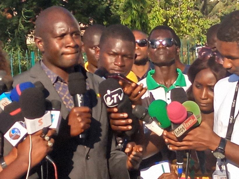 Marche de ce vendredi: depuis la prison, Dr Babacar Diop lance un appel aux Sénégalais