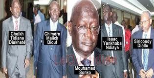 Présidentielle 2012 – Révélations sur la vie du Conseil constitutionnel : Les 5 secrets des 5 sages