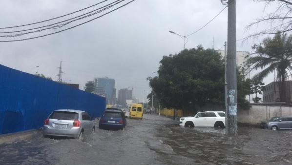 RDC: l'espoir perdu des habitants des quartiers inondés de Kinshasa