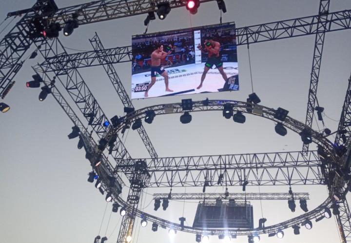 Début à Dakar de la première compétition internationale MMA: 24 combats sont au programme