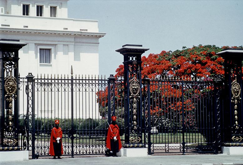 Des sacs d'argent, des tableaux de valeur, des véhicules… :  Comment le palais a été pillé
