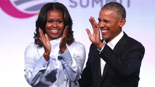 """Barack Obama : """"les femmes sont de meilleures leaders que les hommes"""""""