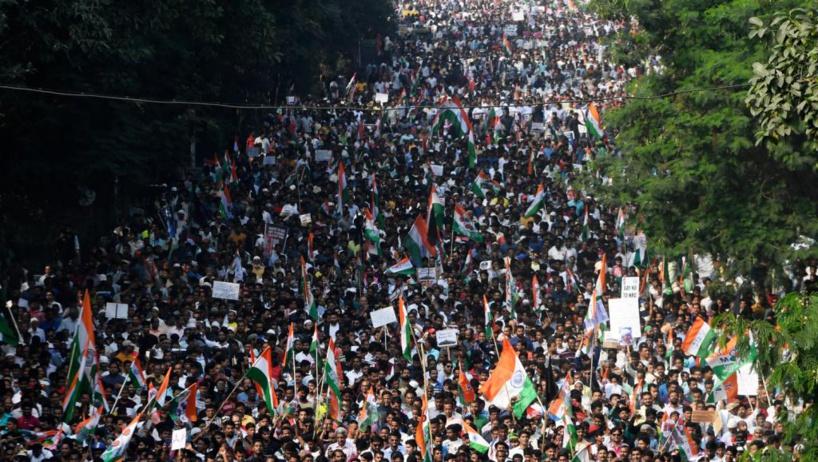 La contestation en Inde contre la loi sur la citoyenneté gagne en intensité