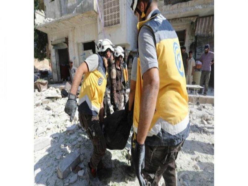 Syrie: 14 civils tués dans des bombardements du régime sur le nord-ouest (OSDH)