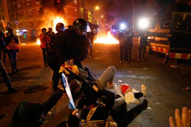 Plusieurs personnes blessées dans des affrontements en marge du #Calsico