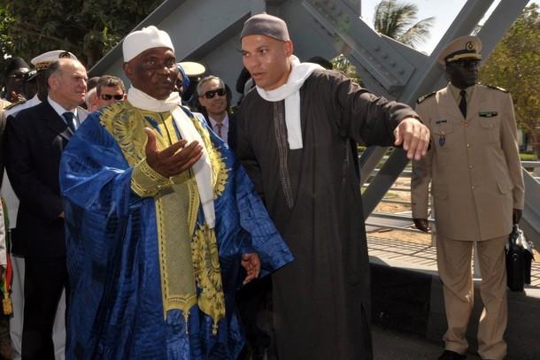 Karim Wade quitte le Sénégal, mais l'Ige lui demande d'être joignable 24h/24