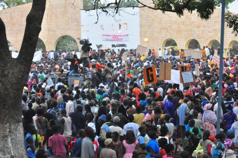 Marches électriques de ce vendredi: Thiès compte battre le record de la mobilisation
