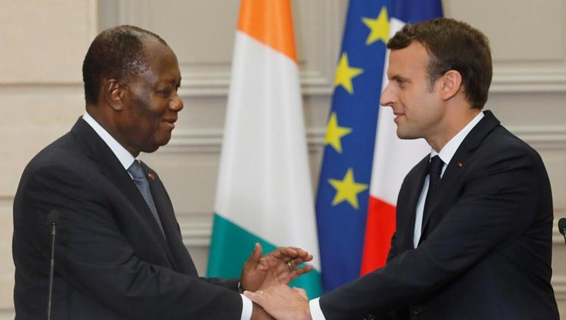 Côte d'Ivoire: la sécurité et la stabilité au cœur de la visite de Macron