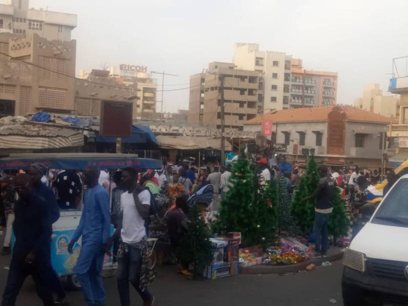 Le calme est revenu en Centre-ville de Dakar