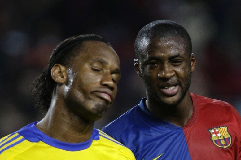 """Demi-finale Aller C1 Chelsa vs Barça: Drogba ne digère pas l'élimination de 2009, """"on avait été éliminés sans perdre"""""""