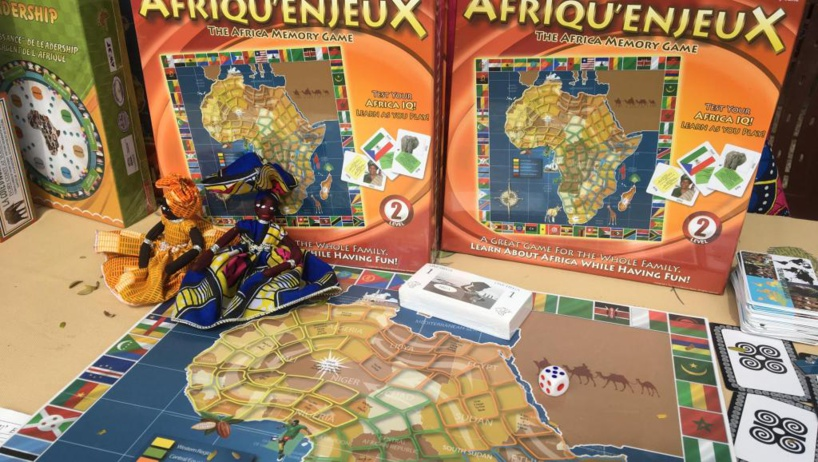 Sénégal: «Afriqu'enjeux», un jeu de société pour comprendre l'Afrique