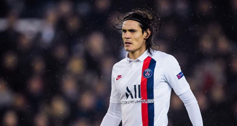 Mercato hivernal: l'Atlético Madrid veut enrôler Cavani