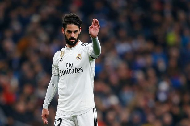#MercatoHivernal - Le Real Madrid propose Isco à Chelsea