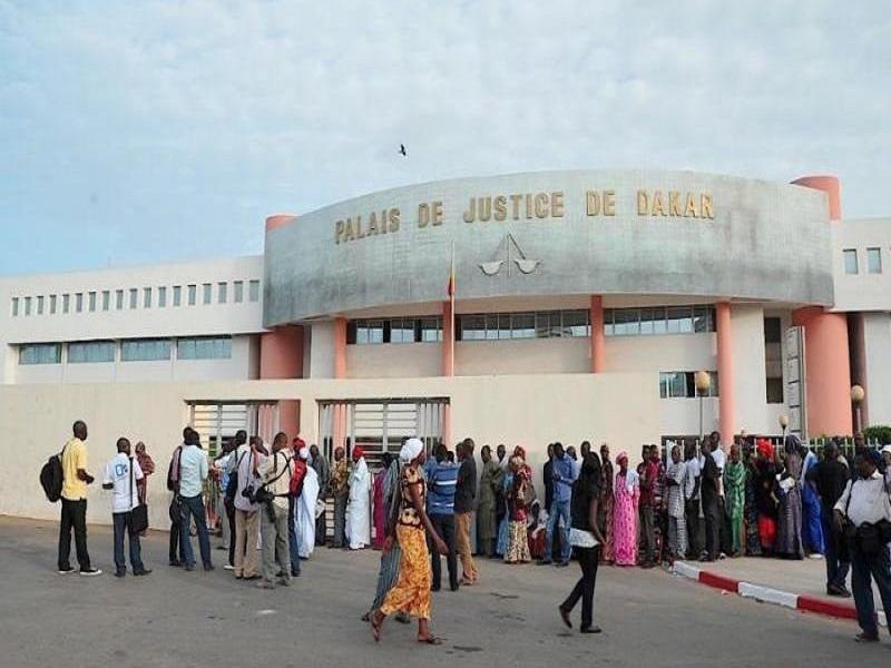 Sextape Tayratou Mbacké: les trois prévenus risquent 6 mois de prison ferme