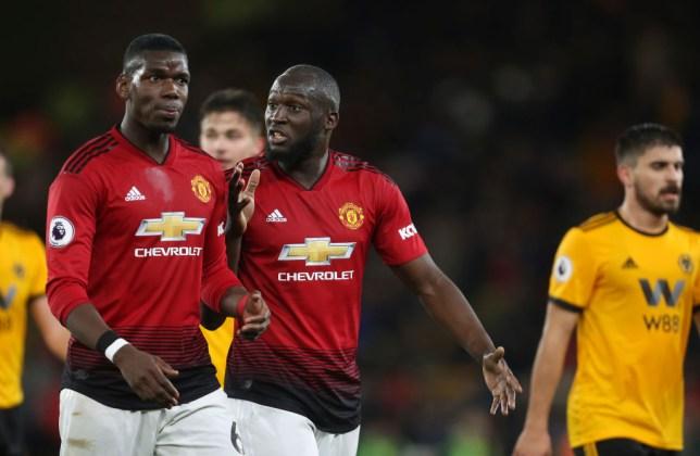 Romelu Lukaku s'est confié à Paul Pogba avant de quitter MU