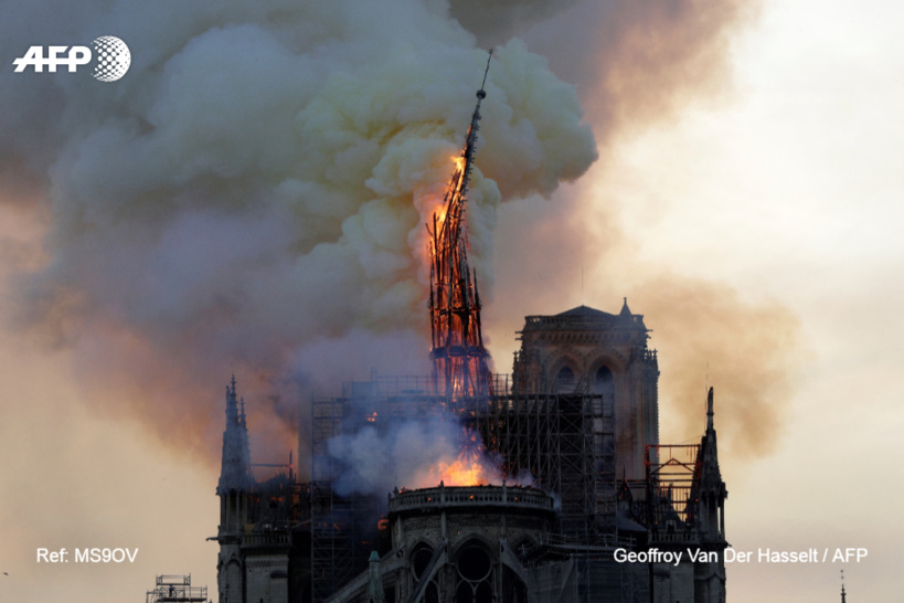 Pas de Messe de Noël à Notre Dame pour la première fois depuis deux siècles
