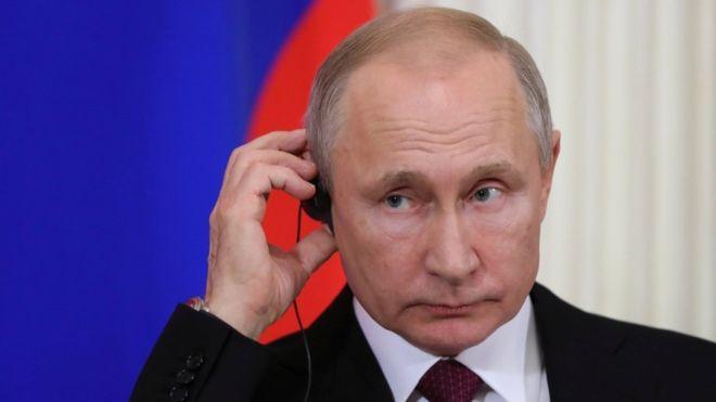 La Russie en voie de se déconnecter de l'Internet mondial