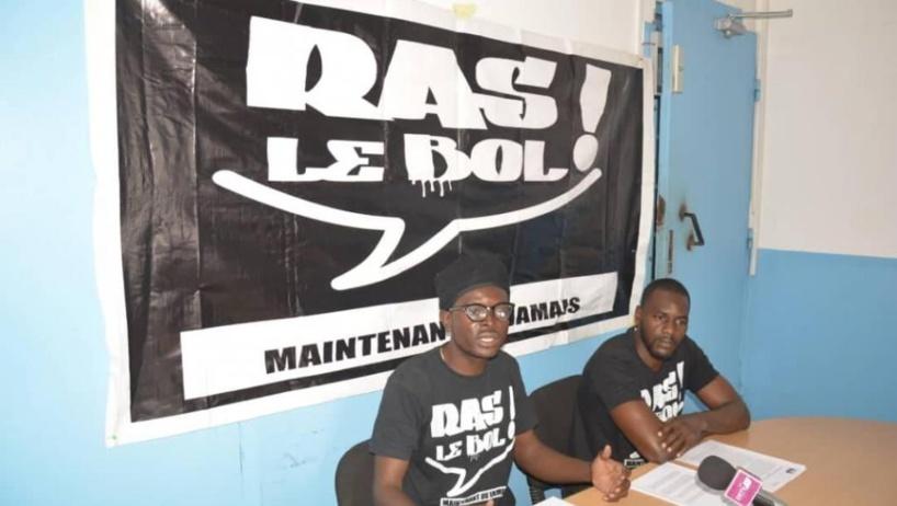 Congo-Brazza: le mouvement Ras-le-bol dénonce la détention d'un de ses militants