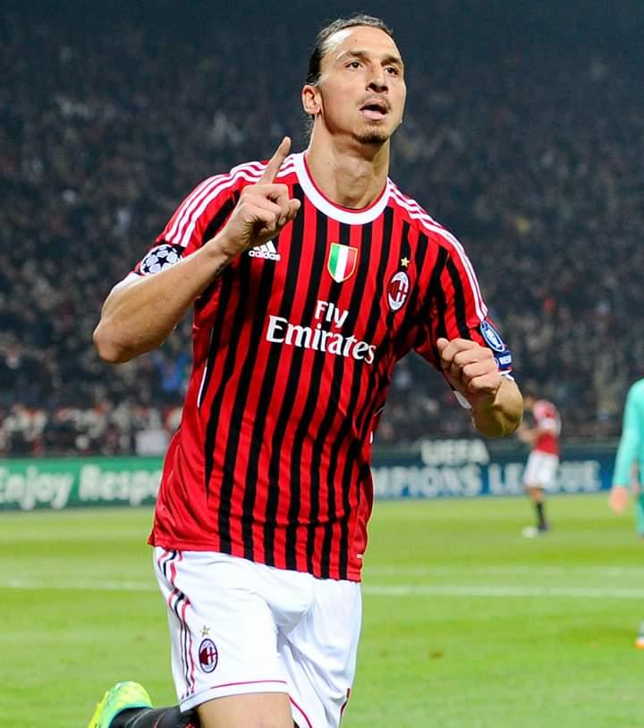 C'est fait  ! Zlatan Ibrahimovic va signer au Milan AC !