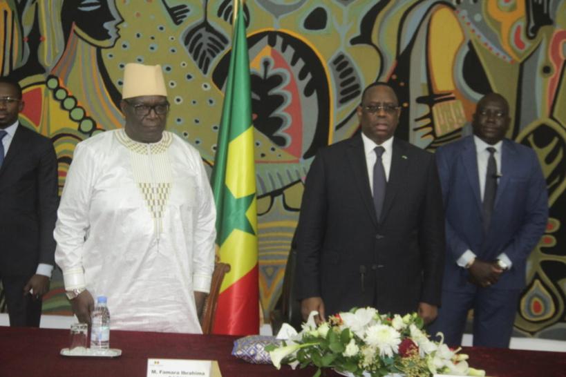 Macky assure qu' « Il n'y aura pas de sujet tabou » dans le Dialogue national