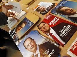 Présidentielle 2012: les candidats jettent leurs dernières forces dans la bataille