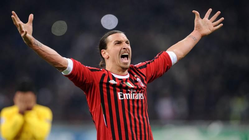 #MercatoHivernal - Officiel: Ibrahimović de retour à Milan AC