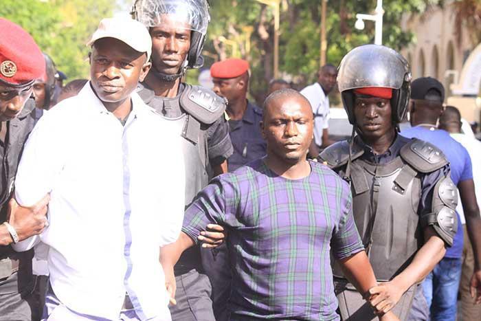 """Babacar Diop révèle: """"ce que l'administration pénitentiaire m'a proposé après mon agression"""""""