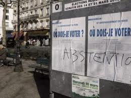 L'abstention, l'une des inconnues du scrutin présidentiel