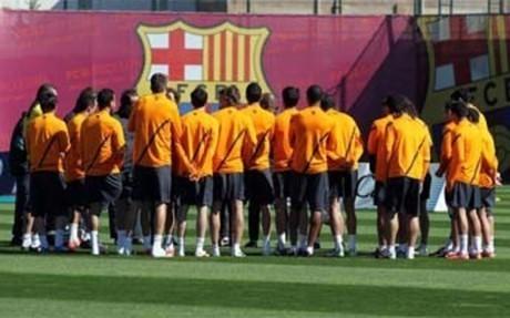 """Liga: Après avoir perdu le clasico, les joueurs catalans à la fois """"tristes"""" et """" très fatigués"""""""