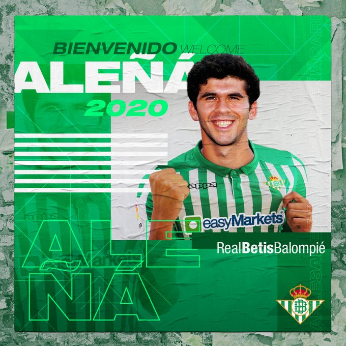 #MercatoHivernal - Carlos Alena signe au Bétis