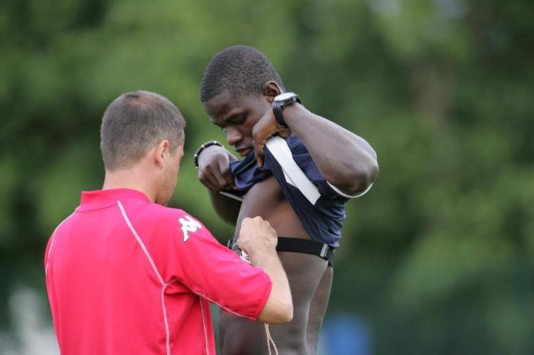 Ligue 1: Saison terminée pour Mensah