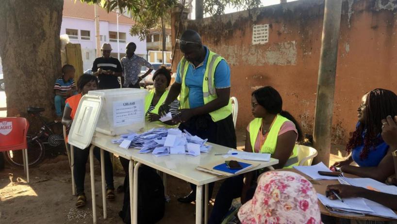 Guinée-Bissau: l'heure du dépouillement des voix et des déclarations politiques