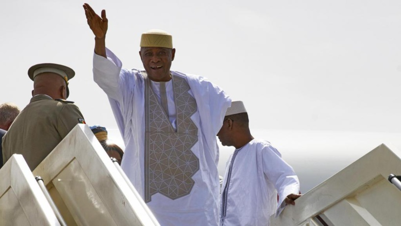 Mali: Amadou Toumani Touré de retour à Mopti