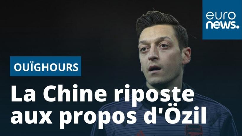 Arsenal : Mesut Özil continue d'être boycotté par la Chine pour avoir condamné la répression des musulmans