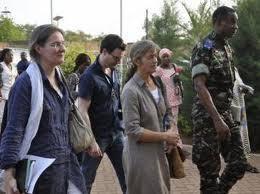 Mali : les dessous de la libération de l'otage Béatrice Stockly