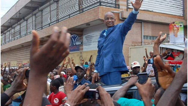 Clôture du dépôt des dossiers de candidature pour les législatives en Guinée