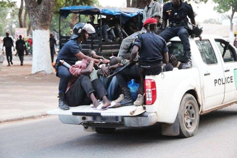 Mbour : un dealer blesse deux agents de l'Ocrtis lors de son arrestation