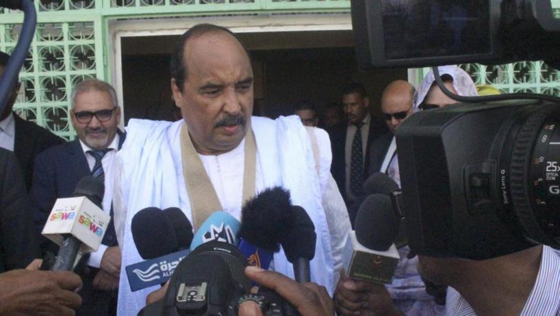 Mauritanie: camouflet pour Mohamed Ould Abdel Aziz, écarté du parti au pouvoir