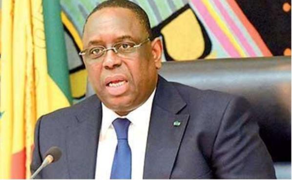 #AdresseALaNation - Macky annonce la poursuite de la rationalisation des dépenses de l'Etat