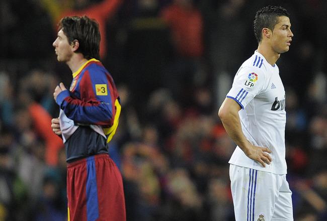 C1-Messi-Ronaldo: Les dieux sont tombés de leur olympe