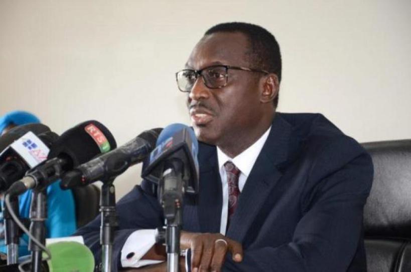 Babacar Diagne, président du Cnra