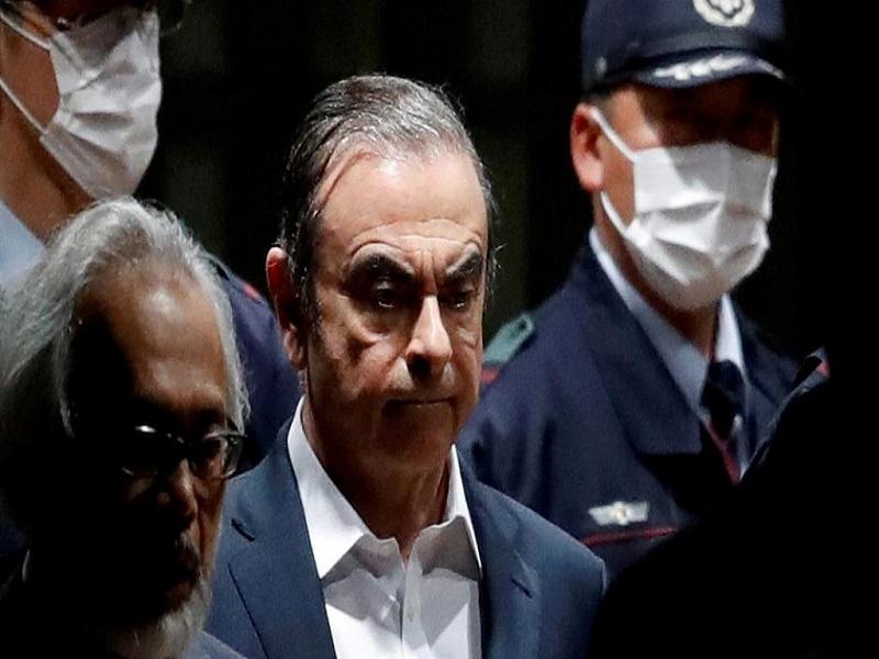 Affaire Carlos Ghosn : Le Liban a reçu une demande d'arrestation d'Interpol